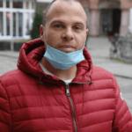 Schutz ist Pflicht in der City - Die Menschen hinter der Maske